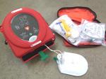 Ausrüstung Defibrillator