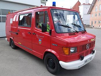 Fahrzeuge TSF