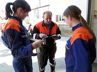 JF Ausbildung Strahlrohr