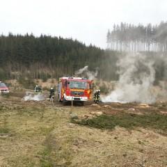 Einsatzbericht: Forstfeuer in Aletshofen