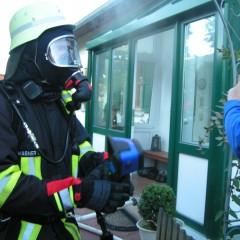Einsatzbericht: Kellerbrand in Oberneufnach