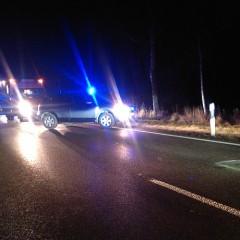 Einsatzbericht: Straßensicherung Verkehrsunfall
