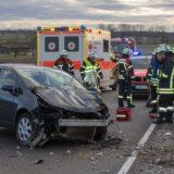 Verkehrsunfall Forsthofen