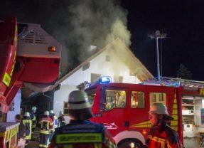 Toaster setzt Zimmer in Brand